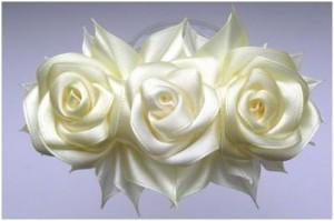 ساخت گل روبانی,آموزش ساخت گل زیبا با روبان,آموزش روبان دوزی,ساخت وسایل تزیینی برا روبان,آموزش گل سازی,ساخت گل زنبق با روبان,ساخت گل الاکیا با روبان,آموزش ساخت انواع گل با روبان