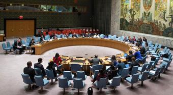سازمان ملل,کشته شدن خدمه هلندی,کشته شدن دو صلح بان سازمان ملل,Security Council