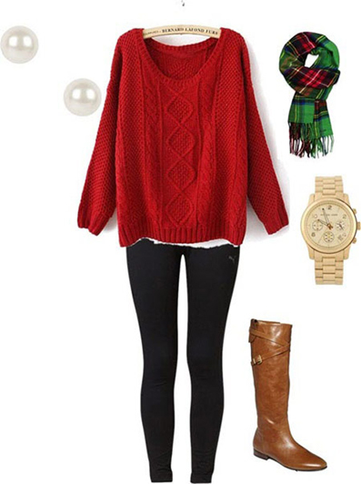 خوشکلترین لباس زمستانی زنانه