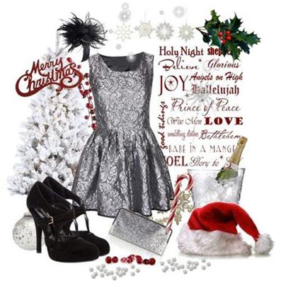 ست لباس زمستانی زنانه