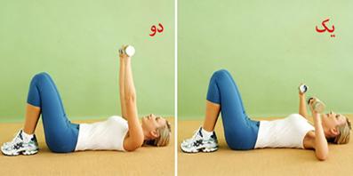 سفت کردن سینه,کوچک کردن سینه,سفت تر کردن سینه با ورزش