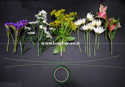 ساخت تاج گل,آموزش ساخت تاج از گل,آموزش تصویی گلسازی,ساخت انواع گل,سایت گل سازی,سایت آموزش گل سازی,ساخت انواع گل,ساخت گل های ژله ای,ساخت گل های کریستالی,ساخت گل کرستالی,ساخت گل ژله ای