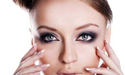آرایش,آرایش چشم,بزرگ تر جلوه دادن چشم ها,زیباتر شدن صورت,آرایش چشم ها,بزرگ تر دیده شدن چشم ها,آرایش صورت,آرایش زیبا