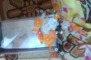 ساخت گل زیبا