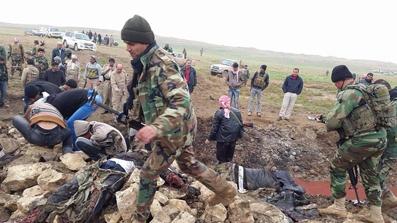 اخبار,اخبار امروز,اخبار مهم امروز,به هلاکت رسیدن داعش,کشته شدن داعشی ها,به هلاکت رسیدن 64 داعشی