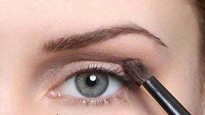 ,آموزش تصویری آرایش چشم,مدل آرایش چشم,عکس آرایش چشم