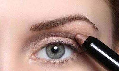 انواع آرایش چشم,آرایش چشم دخترانه,نحوه آرایش چشم