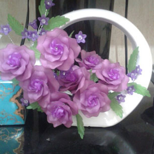 گل ژله ای