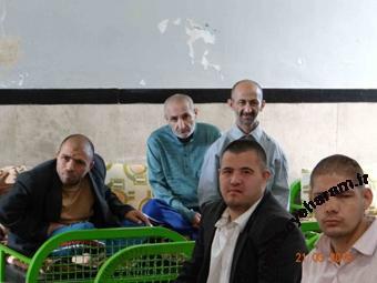معلولین مشکین شهر