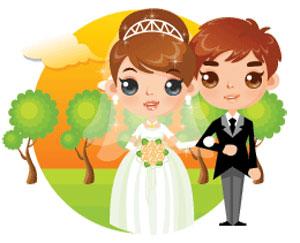معمای جالب,معماي سن عروس,معما,معمای جدید,روز عروسي,معما,جواب معما, راه حل معما,روز ازدواج,اختلاف سن عروس و داماد,معما و تست هوش,تست هوش جدید,معمای تصویری