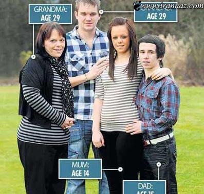 بارداری,بارداری در چهارده سالگی,بارداری دختر چهارده ساله