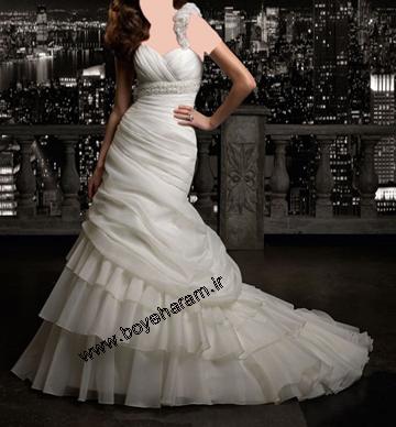 لباس عروس,مدل لباس عروس,جدیدترین مدل لباس عروس,تصاویر مدل لباس عروس,عکس های مدل لباس عروس,تصاویر عروس,عکس عروس