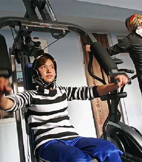 ورزش بدنسازی,ورزش بدن سازی بانوان,بدن سازی برای بانوان,تاثیرات ورزش بدن سازی برای بانوان,اثرات بدنسازی برای بانوان,بدنسازی و بانوان,ورزش بدنسازی برای بانوان,اثرات مخرب ورزش بدنسازی برای بانوان