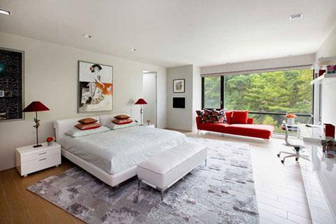 سبکهای مدرن برای طراحی اتاق خواب اتاق خواب,دکور خانه,دکور منزل,دکوراسیون داخلی