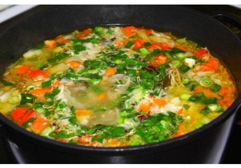 آموزش درست کردن سوپ کاهوی خوشمزه