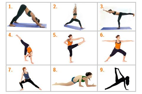 حرکات ورزشی که لاغر میکند,لاغر شدن با حرکات ورزشی