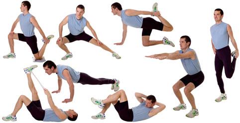 حرکات ورزشی برای زیبایی اندام,حرکات ورزشی برای لاغری,حرکات ورزشی برای لاغری شکم