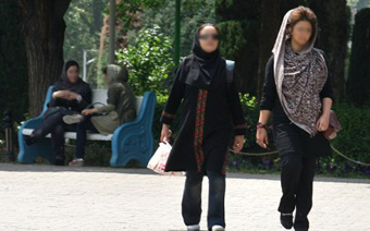 بی حجابی در تهران,بی حجابی در ایران