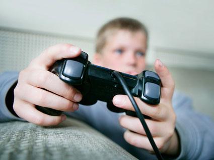 تاثیرات منفی بازی های کامپیوتری روی کودکان
