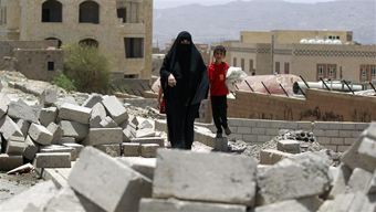 آوارگی مردم یمن,حمله داعش به مردم یمن,حمله داعش به اماکن مسکونی یمن