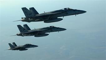 حمله هوایی آمریکا به داعش,حمله آمریکا به داعش