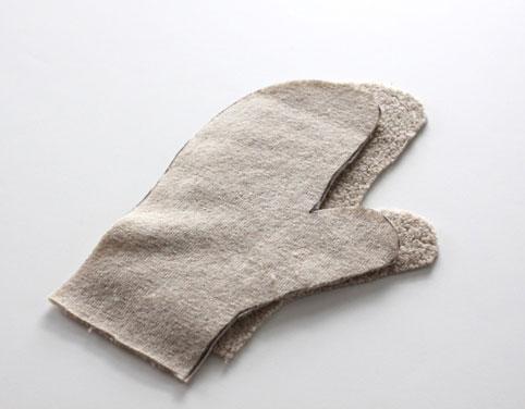 دوخت دستکش زنانه زمستانی,آموزش دوخت دستکش زمستانی زنانه