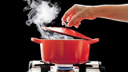 روش های خوشبو کردن خانه,نکات مهم آشپزی,از بین بردن بوی سبزی در خانه