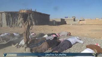 ایزدی ها,اعدام ایزدی های عراق,ایزدی های اعدام شده,داعش ایزدی ها را اعدا کرد