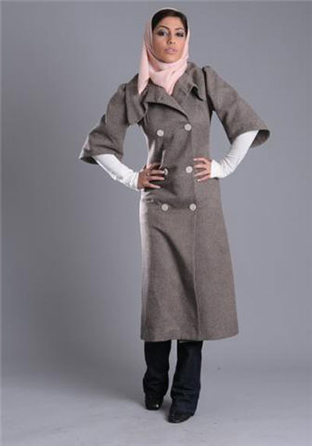 قشنگترین مدل های پالتو زنانه,پالتو شیک زنانه,مدل جدید پالتو زمستانی زنانه