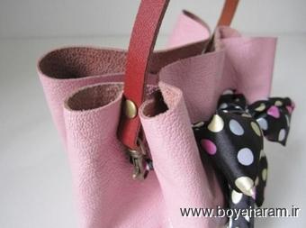 مدل کیف زنانه,کیف زنانه چرم,ساخت انواع کیف,الگوی کیف چرم