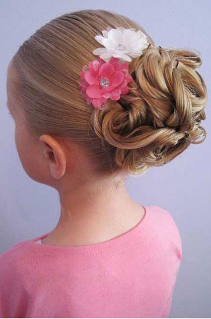 بافت موی دخترانه,آموزش بافت مو,آموزش بافت موی دخترانه