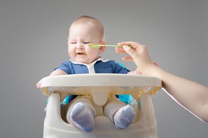 افزایش میل نوزاد به غذا,بالا بردن میل نوزاد به غذا,افزایش میل کودک به غذا