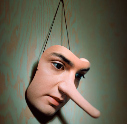 چرا شوهرم به من دروغ میگوید؟,راه های شناخت دروغ های همسر