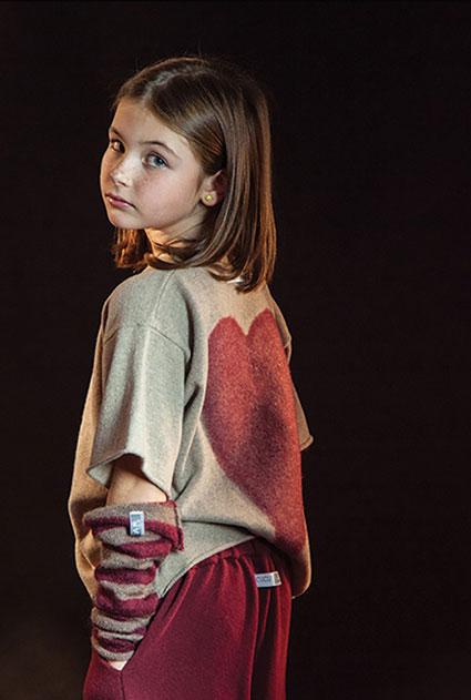 شیکترین مدل های لباس بچه گانه,لباس بچه گانه زمستانی