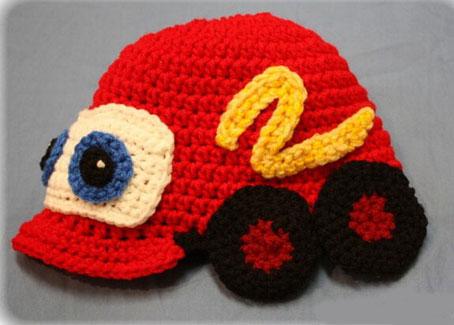 مدل کلاه قلاب بافی,جدیدترین مدل کلاه بافتنی