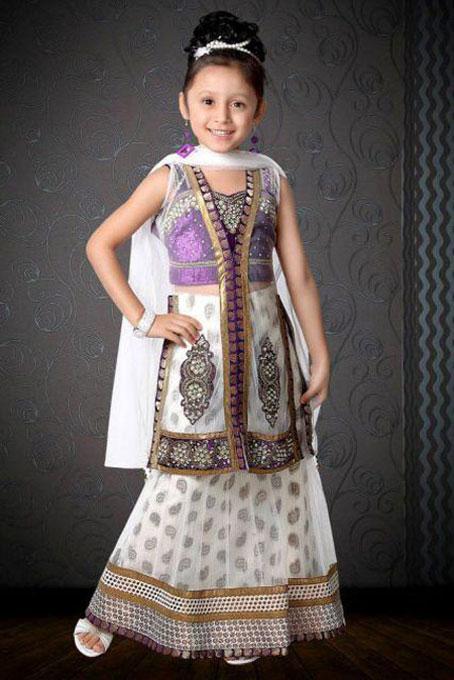 مدل جدید لباس هندی,جدیدترین مدل لباس هندی,لباس دختربچه ها