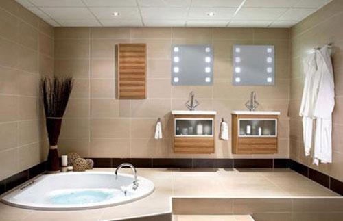 به روزترین مدل های حمام اروپایی,سبک اروپایی حمام,مدل حمام به سبک اروپا