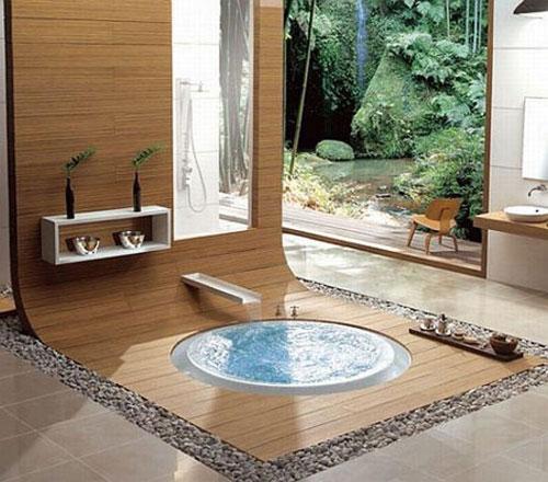 مدل حمام,شیکترین مدل حمام,دکوراسیون حمام,حمام های اروپایی