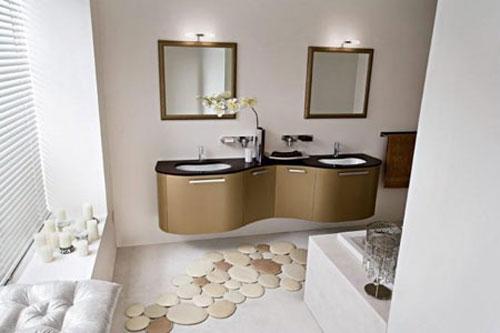 سبک اروپایی حمام,مدل حمام به سبک اروپا,شیکترین مدل های حمام به سبک اروپا