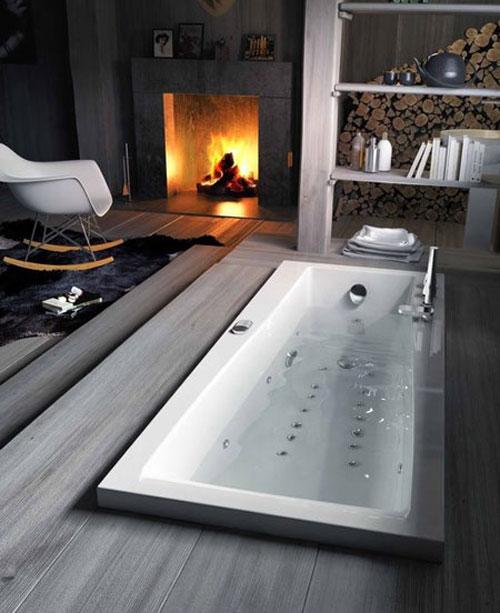 حمام های اروپایی,تصاویر حمام,عکس حمام,تزئین حمام