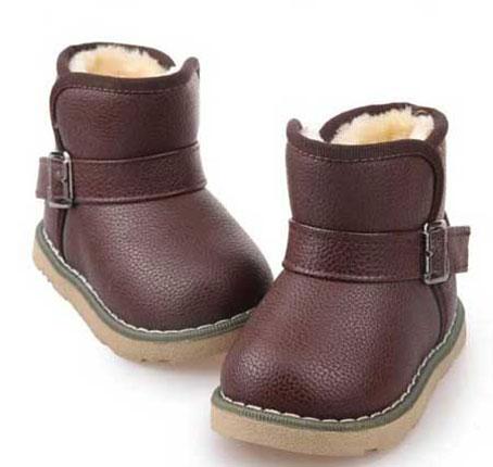 مدل کفش زمستانی,کفش زمستانی بچه گانه