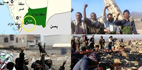 تسخیر پایگاه نظامی عربستان به دست مردم یمن