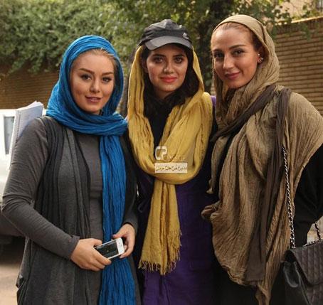 جدیدترین عکس های بازیگران زن,بازیگران زن ایرانی,تصاویر سحر قریشی