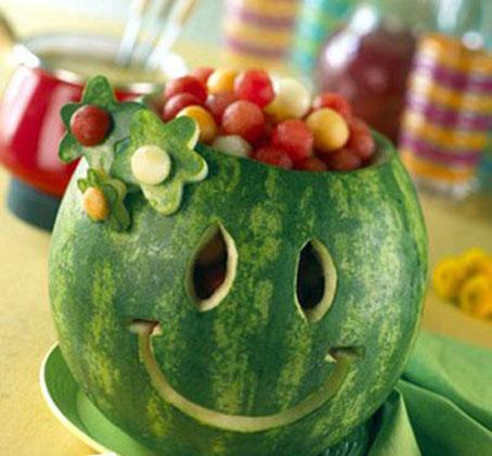 آموزش میوه آرایی,سایت میوه آرایی,آرایش میوه