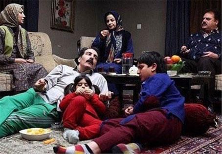 عکس بازیگران ایرانی,تصاویر سریال زعفرانی,سریال زعفرانی