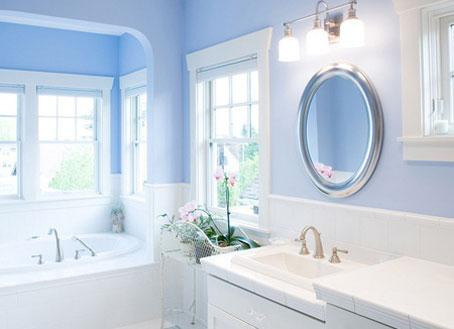 ایده هایی برای دکوراسیون خانه به رنگ سال 95,اصول چیدمان خانه به رنگ آبی,طراحی خانه به رنگ آبی
