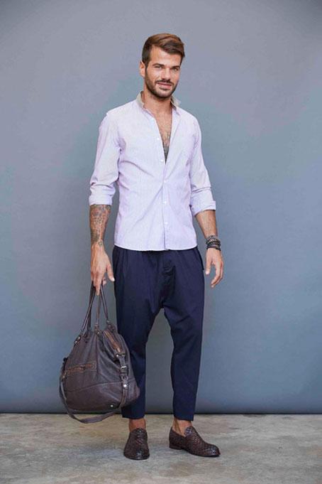 خوشکلترین لباس های بهاری مردانه,شیکترین مدل های لباس بهتری مردانه