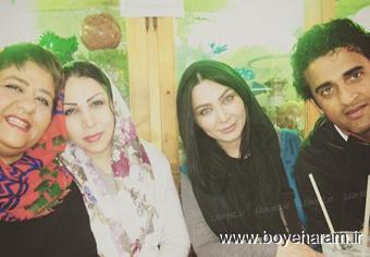 تصاویر خانوادگی فقیهه سلطانی,عکس خانوادگی فقیهه سلطانی