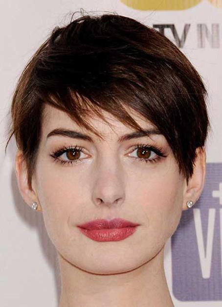 تشخیص آرایش برروی انواع صورت,تشخیص نوع مدل مو روی انواع صورت