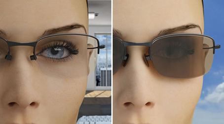عینک های طبی,آشنایی با عینک های طبی,انواع عینک های طبی,عینک رفلکس